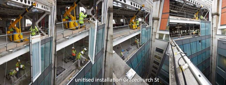 Instalation Gracechurch St